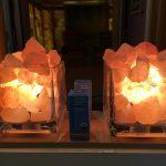 Diffuser Salt Lamp
