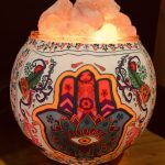 Diffuser Aromatherapy Salt Lamp